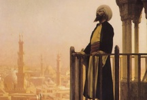 Ibn Battuta  / Ibn Battuta the great traveler and explorer born in Tangier Morocco (1304–1368/9)