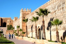 Rabat - Morocco / The Imperial city of Rabat is the capital of Morocco