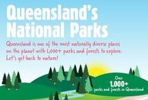 Infographics / The story of Queensland through the power of infographics :)
