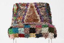 Boucherouite - Berber Rag Rugs