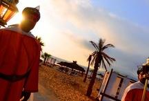 Agadir - Morocco / Agadir in southwest Morocco is a popular seaside resort  on the Atlantic Coast.