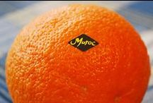 Moroccan Orange