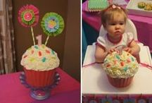 Party - Cupcake First Birthday