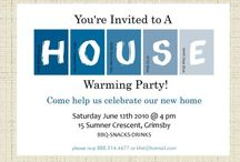 Party - Housewarming