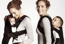 BABYBJÖRN Baby Carrier One / The multifunctional front and back baby carrier - One is All You Need