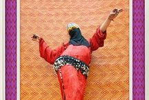 Hassan Hajjaj - Artist / Loving the work of Artist Hassan Hajjaj