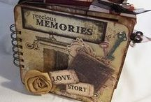Notebooks, Scrapbooks, Journals