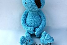 Amigurumi / TOYS!! / by Paxton's Promise Heirloom Quality Crochet