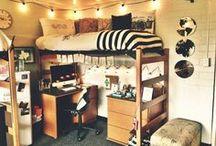 Dorm life / by Haley K