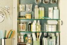 Lugares pequeños / Storage/organization home