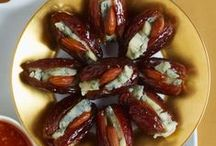 Date Recipes / Dates, they are delicious and healthy. The perfect snack.