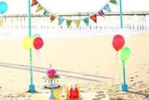 Beach Birthday Ideas