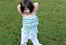Kids Crochet Fashion / by Paxton's Promise Heirloom Quality Crochet