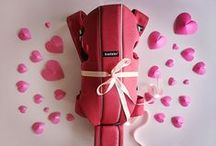 Lots to LOVE / Inspired by the lovely shades of Valentine's Day.