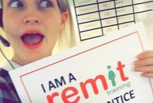 Selfie Celebration! / Remit Training are getting involved with the Selfie Celebration to support National Apprenticeship Week 2015!