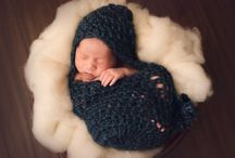 Crochet Photo Props / Crochet Photo Props for newborns and the whole family  / by Paxton's Promise Heirloom Quality Crochet