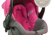 Britax Pink Inspiration   / A place for all things pink to celebrate the launch of our Britax Steelcraft infant carrier.  / by Britax Australia