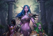 Dragons, fairies and World of Warcraft