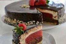 Recipe for cakes and desserts / Przepisy na słodkości