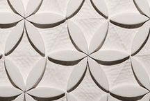Plaster Collection / The Plaster Collection uses advanced plaster technology to create three-dimensional decorative panels. Made to measure designs are available and can be painted to the client's specification.