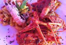 Typical Dishes / Cucina tipica di Scilla, località di mare in Calabria