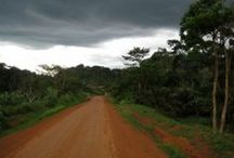 Cameroon / On our overland journey, nearly circumnavigating the African continent we passed through Cameroon
