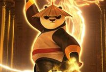 Kung Fu Panda / I love this franchise.