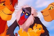 The Lion King / One of my favorite Disney movies!