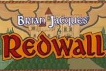 Redwall series / Redwall is my favorite series