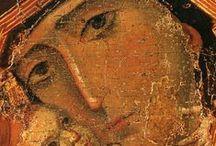 Русская икона и Византийская