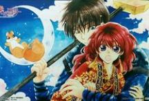Akatsuki No Yona / My favorite Manga and Anime