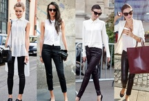 outfit inspiration- neutrals / by rose kang