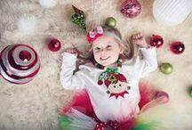 Christmas Designs / Christmas Shirts for Girls and Boys.  Christmas Applique and Embroidery