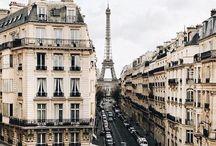 Ensemble à Paris ♡