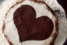 We love chocolate / Taarten, koekjes, cupcakes, ... met chocolade!