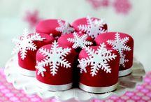 Christmas! / Taarten, cupcakes, cake pops en cookies speciaal voor kerst!