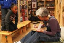 CritterKin at B&N Highpoint / Here you'll find images from the fun filled reading we did at the Barnes & Noble in High Point, NC. Many many thanks to Michele Ambrosino and the Merit Pit Bull Rescue Foundation for all their hard work putting the event together. If you'd like to schedule your own CritterKin reading, please contact Karin Lippert at: (416) 923-4797 or email us at: info@critterkin.com