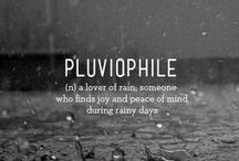 Un dimanche sous la pluie ♡