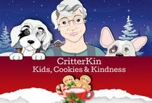The Sounds of Kindness / Kindness takes many forms and sound is one of the most powerful. Here you will find sounds that our family, friends and followers associate with kindness. If you have some you would like to share, email us at: info@critterkin.com