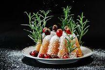 Winter / Cakes, cupcakes en koekjes die de gezellige winter uitstralen