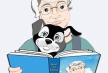 "CritterKin Readings About / Here you'll find information about and some templates, outlines and suggestions for CritterKin readings. The readings are all based on the CritterKin children's book series, which can be seen at http://critterkin.com/ifaw2/ Please check the ""Resources"" and ""Be Kind"" pages for additional teaching material."