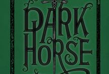 "Dark Horse, Scenes From the Book / Dark Horse: noun. A candidate or competitor about whom little is known but who unexpectedly wins or succeeds...""	Upon hearing the news, I turned my back on my parents and walked away. I left Paris that night, with William and his brother Josef, telling no one of our destination."""
