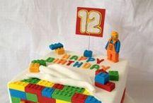 Birthday cakes / Inspiratie voor verjaardagstaarten... voor jong én oud!