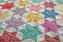 Quilting (with bits of sewing) / Predominantly quilts I like the idea of or  want to make. But there's also a few little sewing ideas.