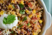 Quinoa / Check back next week!