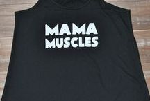 Swole gear / Cute stuff to wear while you are getting your SWOLE on!!