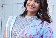 Sonam Kapoor / Sonam Kapoor #hintkıyafetleri #bollywood #kadınmodası #hintelbiseleri #desifashion
