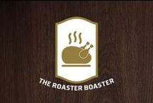 The Roaster Boaster / Some ovens get to have all the fun. If that's your friend's oven, then they'll love this holiday gift set. Get ready for a winter of non-stop roasting.