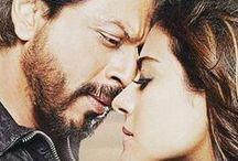 Srk ♡ Kajol / shahrukh khan kajol filmleri, bollywood, bestjodiofbollywood indiancinema, srkajol.