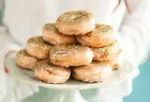 Oud & Nieuw / Cakes, cupcakes en koekjes om het nieuwe jaar lekker in te zetten!